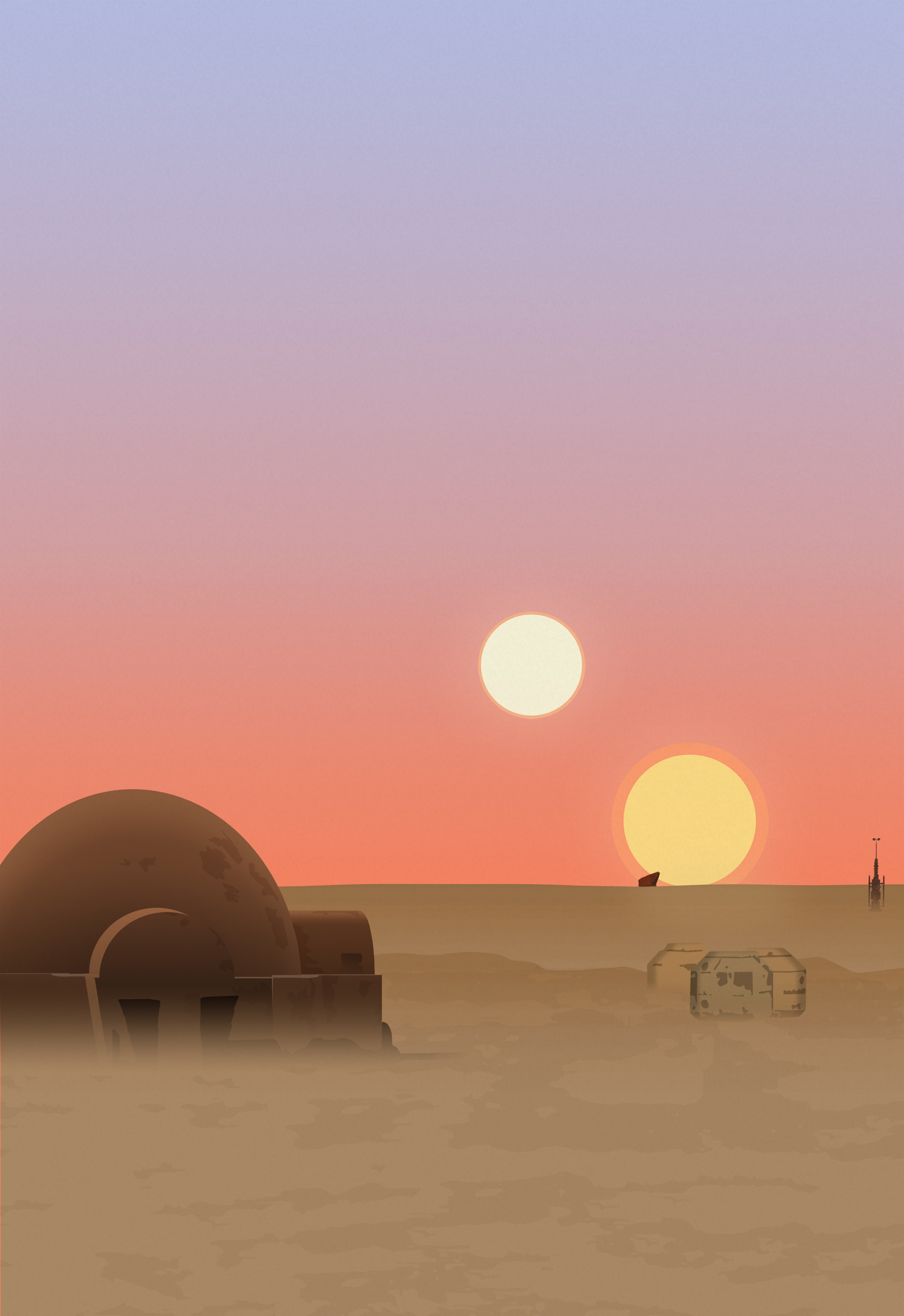 Tatooine Wallpapers Wallpapers HD Wallpapers