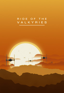 Ride of the Valkyries